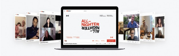 When the Advertising and Design Club of Canada faced hard times, Zulu conceived a 24-hour fundraiser that featured a ton of content and some of the industry's heaviest hitters, including David Droga and Alex Bogusky. The Club raised the funds needed to survive.