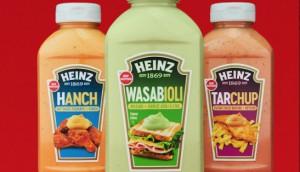 Heinz-sauces