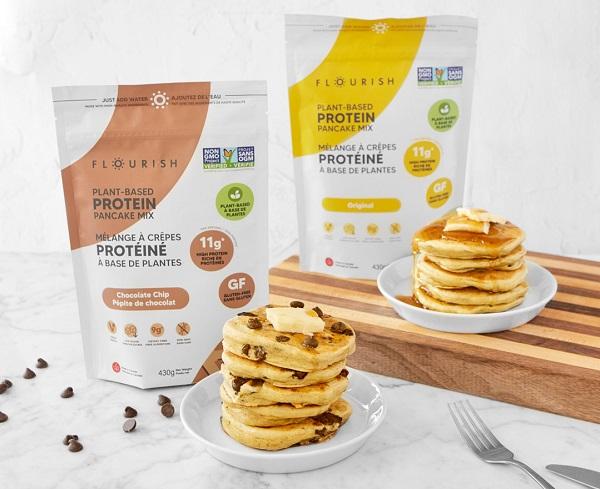 Flourish Pancakes-Flourish Pancakes Launches Highly Anticipated