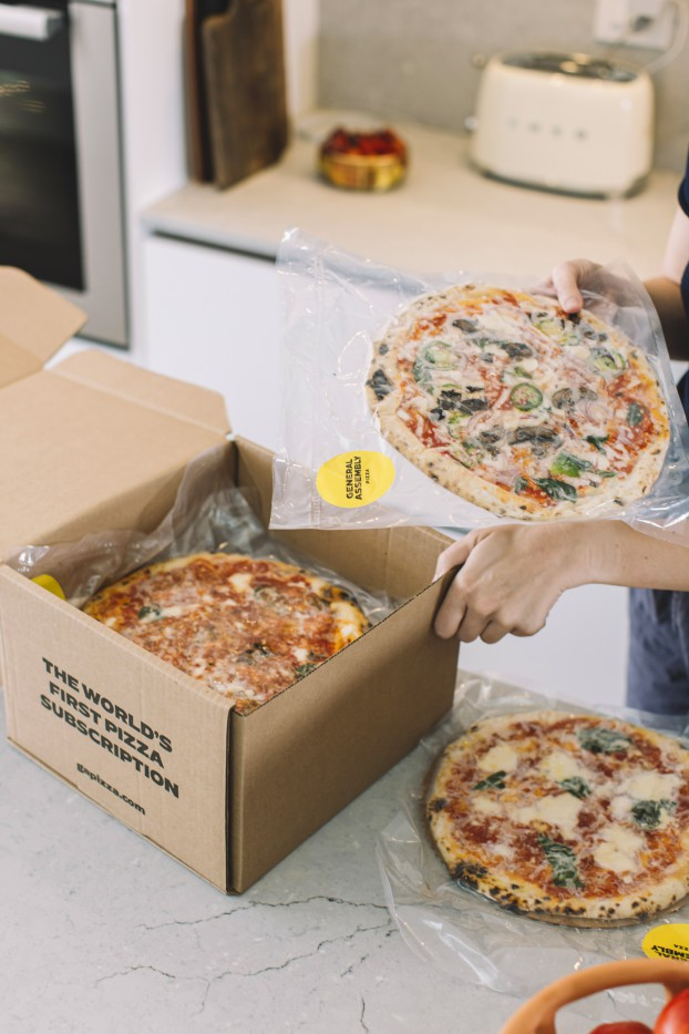 General Assembly Pizza