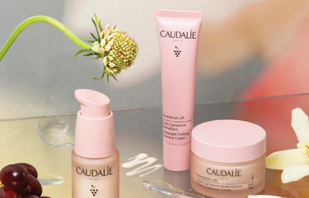 To announce the brand's industry leading commitment to sustainability, Caudalie partnered with Globe Content Studio for a print and digital feature including beautifully styled custom photography