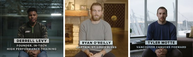 Star athletes talk about their struggles with mental fitness and their self-care routines for 'The Mental Game', a campaign Rogers took on for Movember. The campaign wrapped with a 30-minute special hosted by Ken Reid of Sportsnet Central.