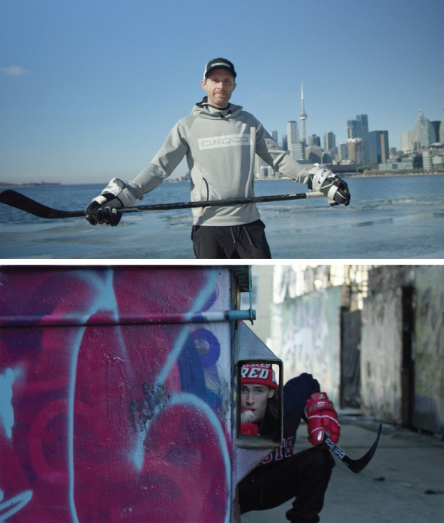 The Rogers Sports & Media focus on more proactive creative solutions yielded Ice Avengers, a content play featuring hockey trick shot artists Zac Bell and Pavel Barber; regardless of brand partners the team plans to develop the concept further.