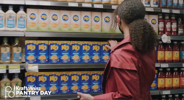 Salt activated Kraft Heinz's Pantry Day campaign across 1,200 grocery stores nationwide, which included naming, logo and brand guidelines, campaign strategy, communication roll-out, TV spots, social and digital assets, and employee engagement.