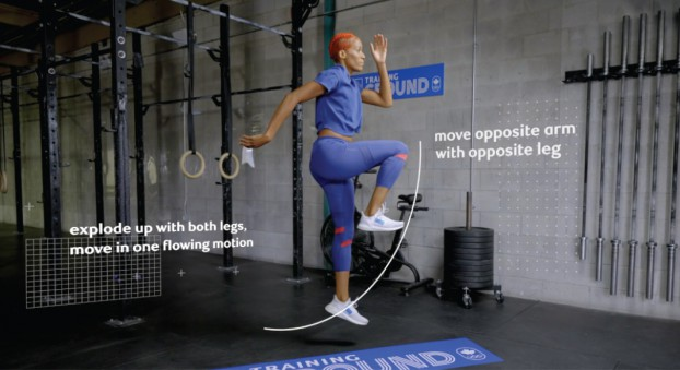In response to COVID-19, Salt worked with the RBC Training Ground team to move previously live program qualifier events to a digital submission system. Part of this solution involved producing five fitness videos featuring RBC Olympians.