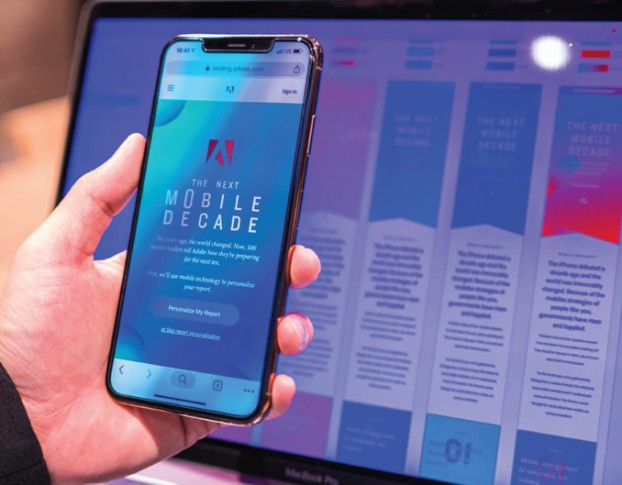 Thinkingbox teamed up with Adobe to design and build an app that customizes an in-depth report based on interactions, absorption speed and personal preferences.