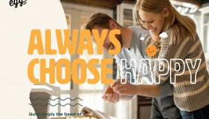 """Thinkingbox's redesigned and developed Happy Egg website not only promotes the launch of its """"Always Choose Happy"""" campaign, but sets it apart from its competitors. The website won FWA, CSS, Awwwards, W3, and more."""