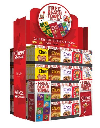 cheerios-end-cap