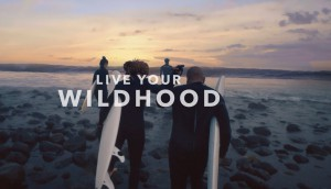 """In 2021, the very successful """"Wildhood"""" campaign continued, reminding people that there's never been a better time to """"Live Your Wildhood."""" Building on its slogan """"Bring Back Wildhood,"""" doug&partners charted new emotional territory: aspiration."""