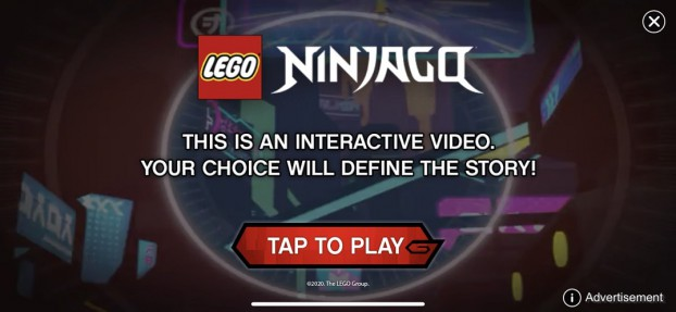The Lego Dungeons of Shintaro board game campaign gave kids the power to create new stories and enjoy new ways of playing with their Ninjago sets. Initiative used interactive video to let them choose their path through a variety of actions (click, drag, scroll, shake, etc.) and customize their experience.