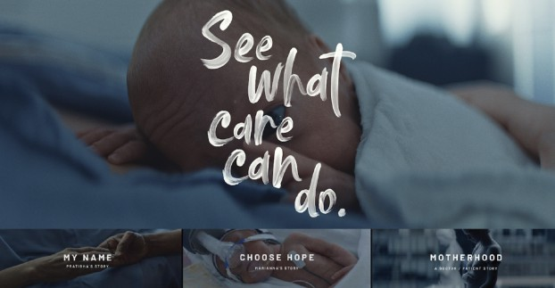 To support Sinai Health's first-ever public fundraising campaign, UM aired powerfully emotional documentary videos of real patient stories that boosted awareness +16% (vs target of +4%), increased email sign-ups 49% (vs target of +8%) and drove donations +78%, far exceeding goals