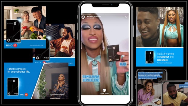 To launch the BMO eclipse VISA Infinite Card, UM needed to drive awareness and purchase intent among ad-averse millennials. Built around principal spokesperson Priyanka, winner of RuPaul's Drag Race Canada, and supported by other key influencers, the campaign created 281 pieces of content via Google's YouTube Director Mix to drive a sense of personal connection and inclusion. The result? Category-defying conversion and brand-affinity levels.