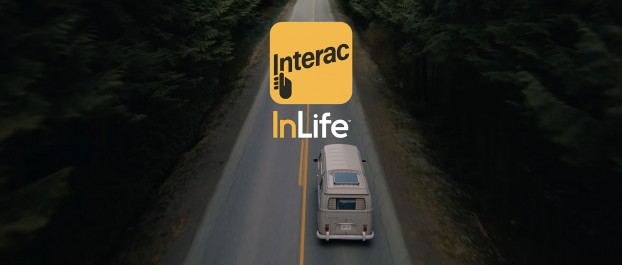 """Interac's """"InLife"""" platform tells the stories of people chasing their passions, all while taking advantage of Interac offerings such as Flash and e-Transfer."""