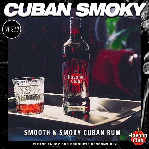 Corby Spirit and Wine Communications-Havana Club Rum Got Smoked