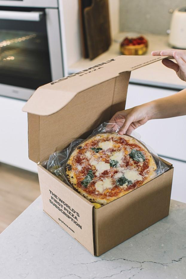 General Assembly Pizza-General Assembly Pizza Closes -13 Million