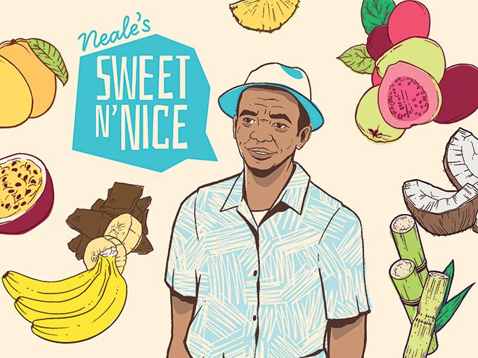 Neales' Sweet N' Nice