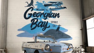 Georgian Bay George Amphibious Car