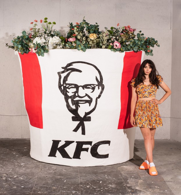 KFC Canada-KFC Canada goes big on compostable packaging with gia