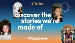 TikTok Living Stories