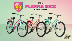AriZona Hard Bike Key Visual