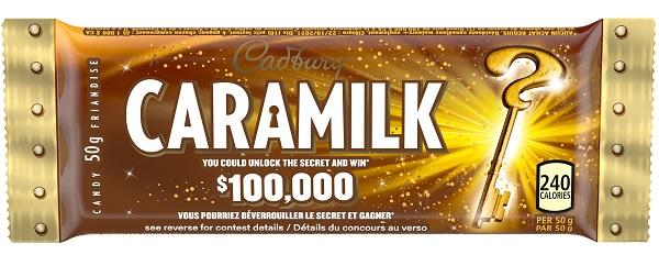 Caramilk-bar