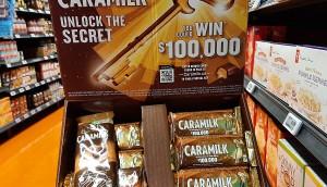 Caramilk-shopper-campaign