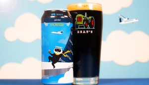Porter Airlines-Porter Airlines and Beau-s Brewing Co- launch co